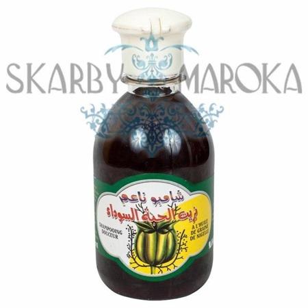 Naturalny SZAMPON Z OLEJKIEM Z CZARNUSZKI 250 ml