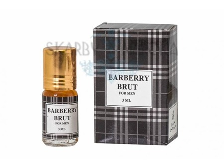 BARBERRY BRUT koncentrat perfum w olejku 3 ml