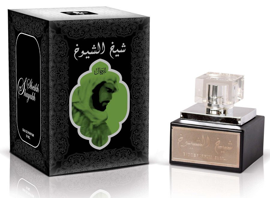 SHEIKH AL SHUYUKH Limited Edition LATTAFA 50 ml
